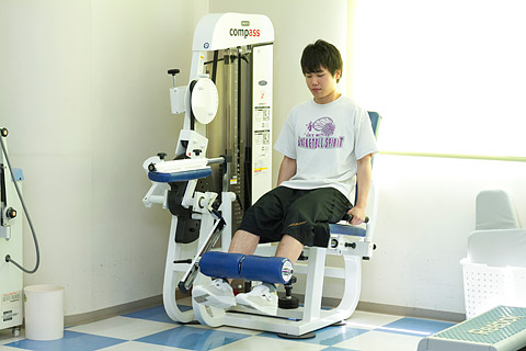 コンパストレーニングマシン